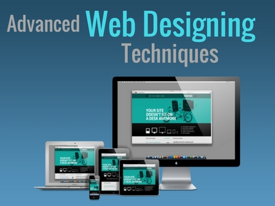 Advanced Web Designing for you
