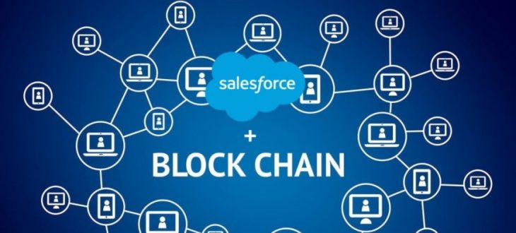 HOW SALESFORCE INTEGRATED BLOCKCHAIN INTO ITS PLATFORM
